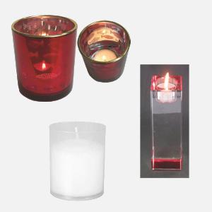 Kerzen & Teelichter