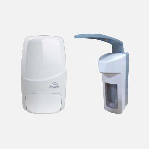 Spendersysteme für Flüssigseife & Desinfektionsmittel