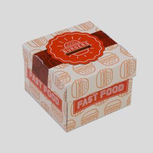 Burgerbox, Faltkarton, ab 500 Stk.