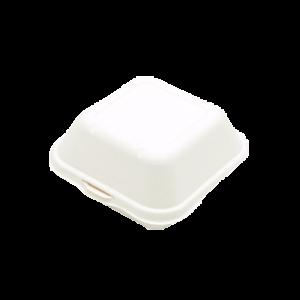 Burger-Boxen aus Zuckerrohr