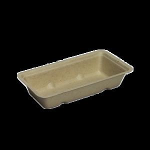 Snack-Schalen aus Zuckerrohr