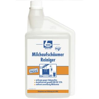Maschinenreiniger für Milchaufschäumer, 1 Liter / Flasche