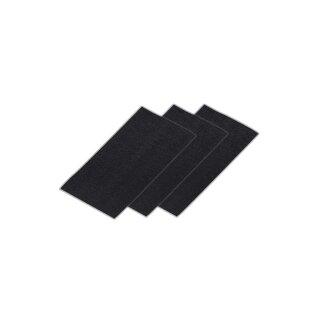 Tissue-Servietten, 40 x 40 cm, 3-lagig, 1/8 Falz, Bordeaux