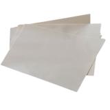Pergamentpapier, 1/4-Bogen, 50 g, weiß, 37,5 x 50...