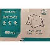 Mundschutz Maske KN95, weiß