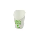 "Wrap Cups, ""Green Tree"", Weiß, 350 ml"