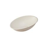 Einwegschale aus Zuckerrohr, 750 ml, 22 x 13 cm