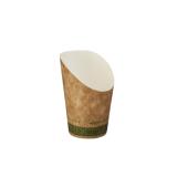 Wrap Cups, 350 ml, 8 x 11 cm, kraftbraun