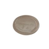 Feinkostbecher Deckel aus PLA, transparent, Ø 11,8 cm