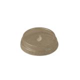 Deckel aus PLA, mit Loch, Ø 7,5 cm