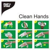 """Handschuhwechselsystem """"Clean Hands Base Kit..."""