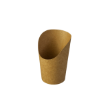 Wrap Cups, braun, 350 ml